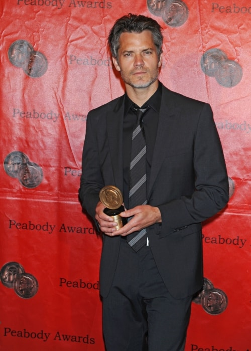 Timothy Olyphant as seen in a picture taken at the 70th Annual Peabody Awards Luncheon Waldorf at Astoria Hotel in May 2011