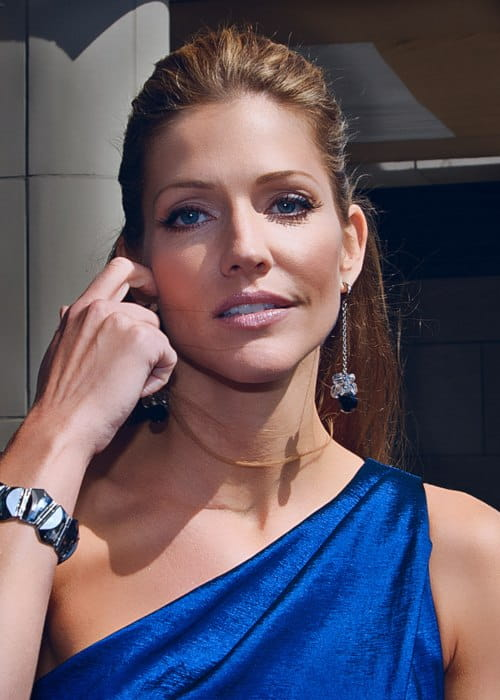 Tricia Helfer at the Toronto International Film Festival in January 2011