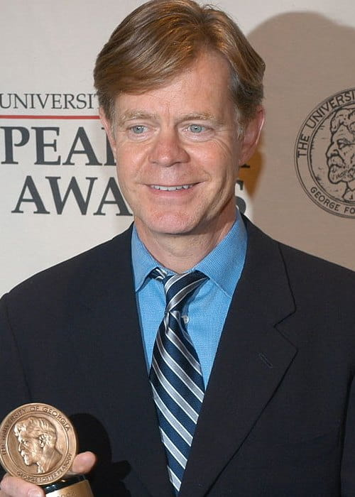 William H. Macy at the 62nd Annual Peabody Awards in 2003