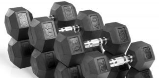 XMark Fitness Dumbbells