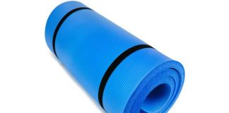 Yoga Cloud Ultra-Thick 1 Yoga and Exercise Mat