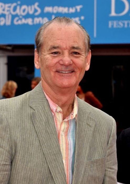 Bill Murray as seen at the Deauville American Film Festival in 2011