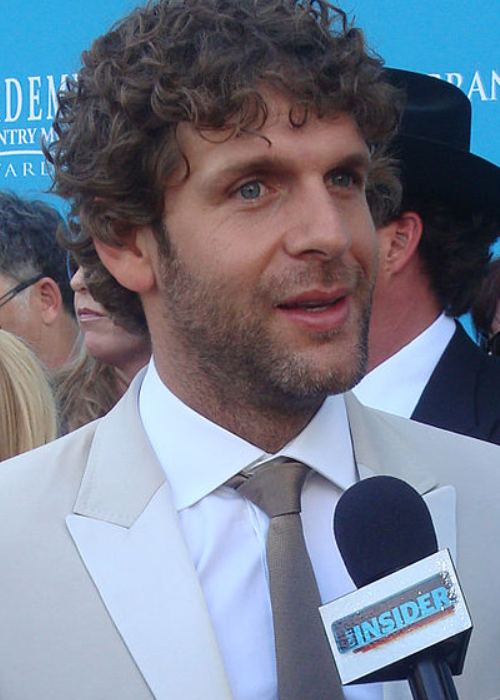 Billy Currington at the 45th Annual Academy of Country Music Awards in April 2010