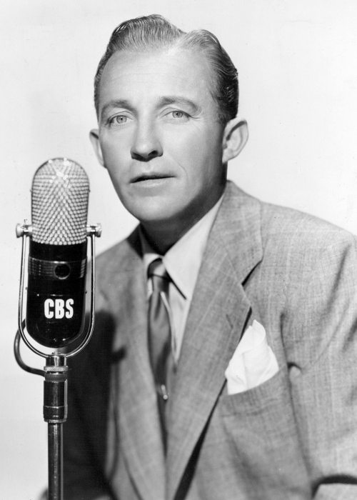 Bing Crosby as seen in September 1951