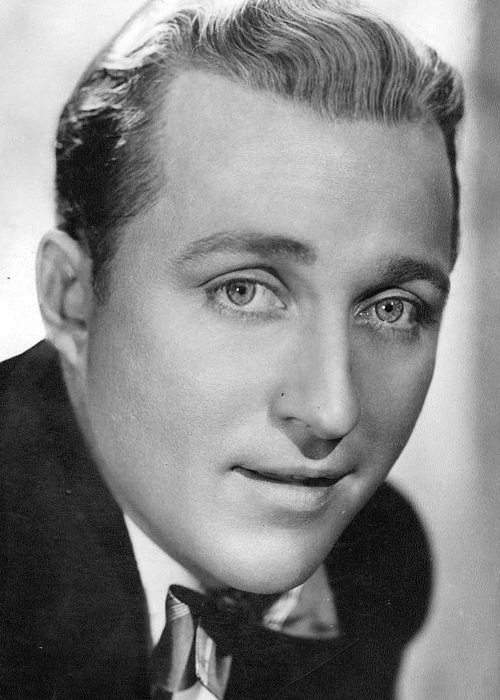 Bing Crosby as seen in the 1930s