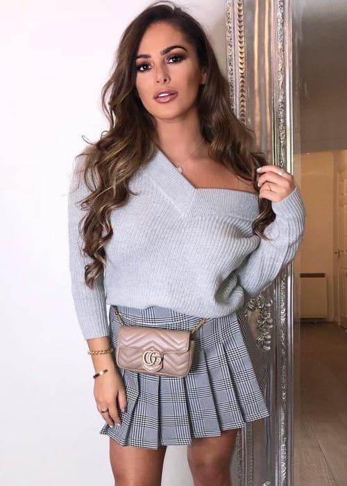Courtney Green as seen in December 2018