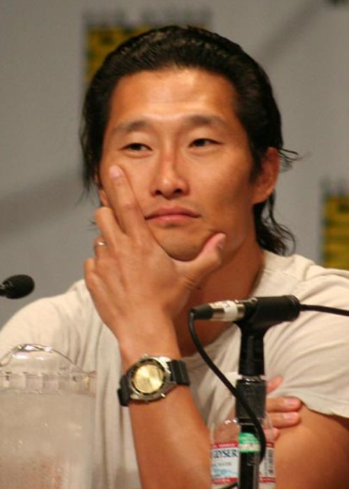 Daniel Dae Kim during an event as seen in July 2006