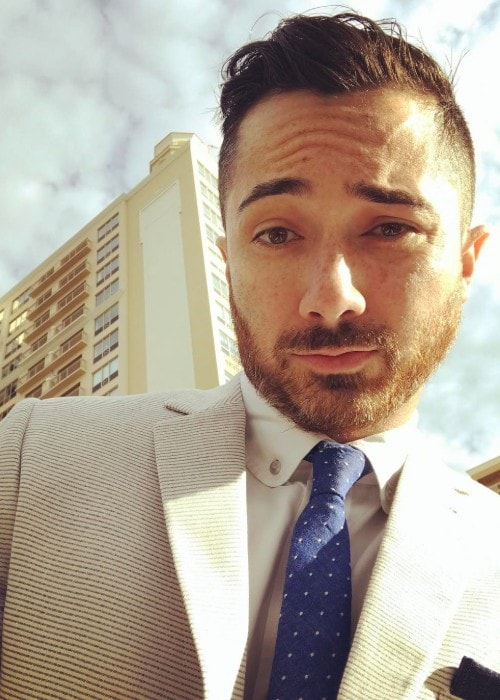Daniel Manzano as seen in January 2017 at The Ritz-Carlton, Sarasota