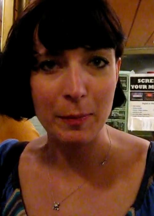 Diablo Cody as seen in July 2008