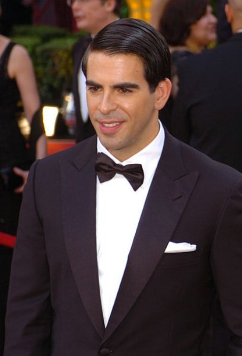 Eli Roth at the 82nd Academy Awards in March 2010