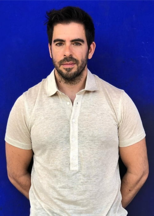 Eli Roth in an Instagram post as seen in May 2019