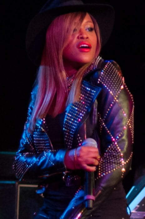 Eve during a performance in September 2013