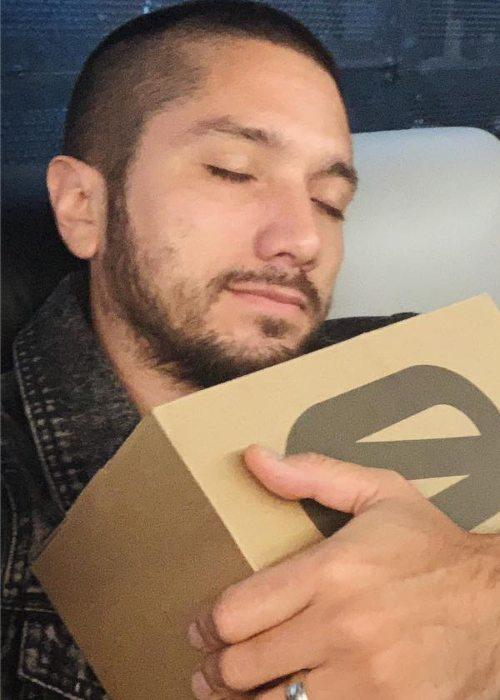 Fabian Manzano in an Instagram post as seen in May 2019