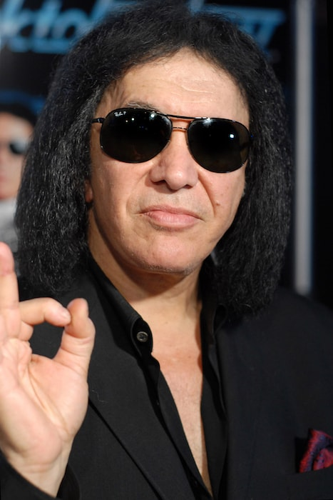 Gene Simmons picture taken at Los Angeles, California, USA on October 15, 2012