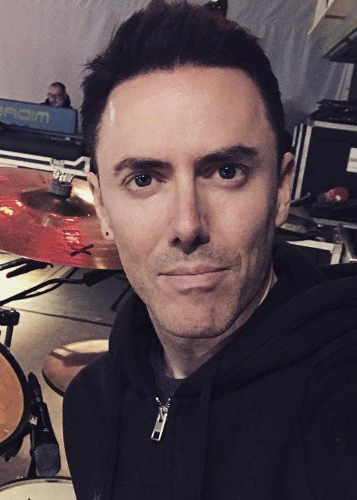 Glen Power in an Instagram selfie as seen in November 2018