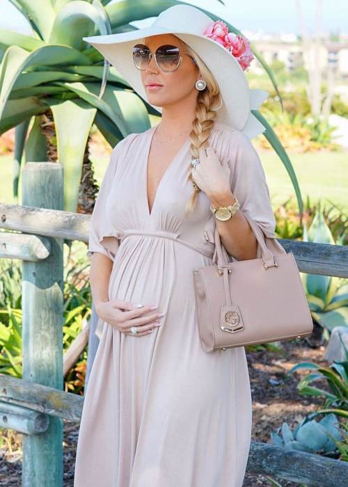 Gretchen Rossi in an Instagram post in May 2019
