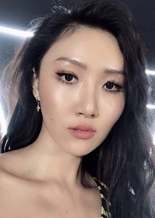 Hwasa Height Weight Age Body Statistics Healthy Celeb