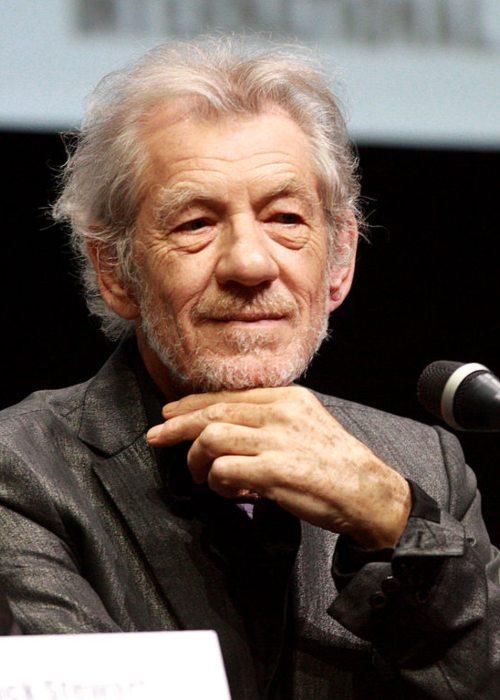 Ian McKellen at the 2013 San Diego Comic-Con International