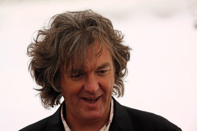 James May as seen in July 2010
