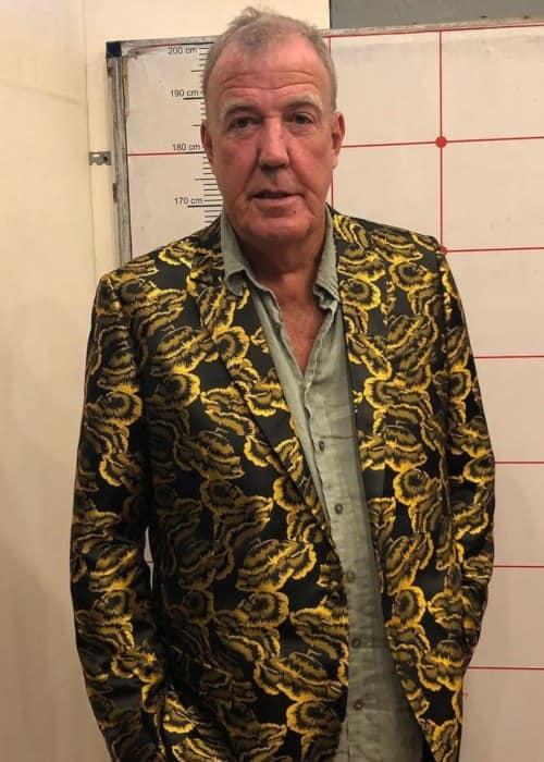 Jeremy Clarkson in an Instagram post in March 2019