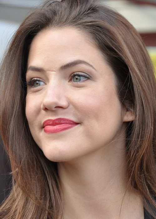 Julie Gonzalo at the 2013 Monte-Carlo Television Festival