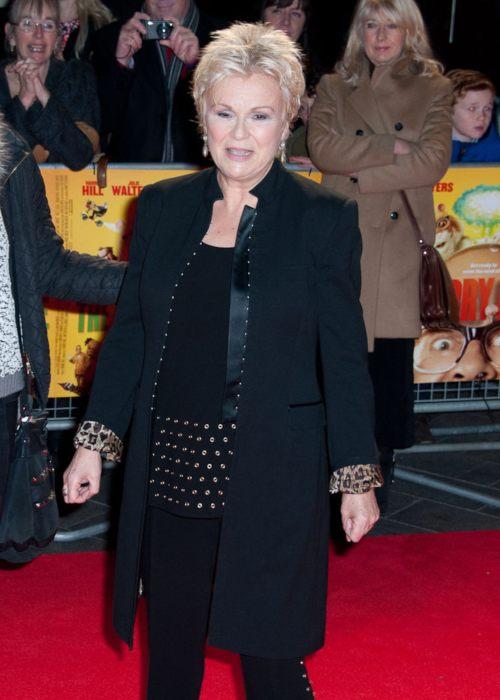 Julie Walters as seen in December 2014
