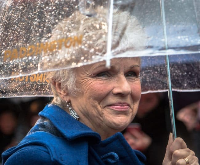 Julie Walters at the Paddington Premiere in November 2014