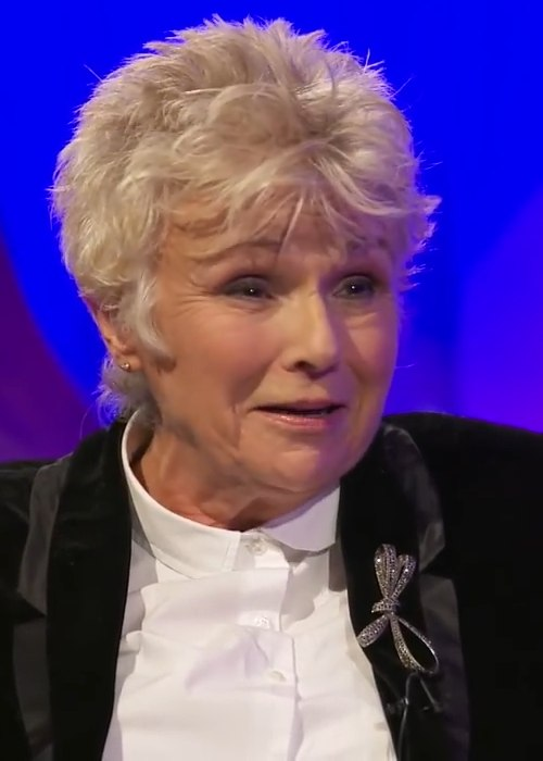 Julie Walters during an interview as seen in September 2015