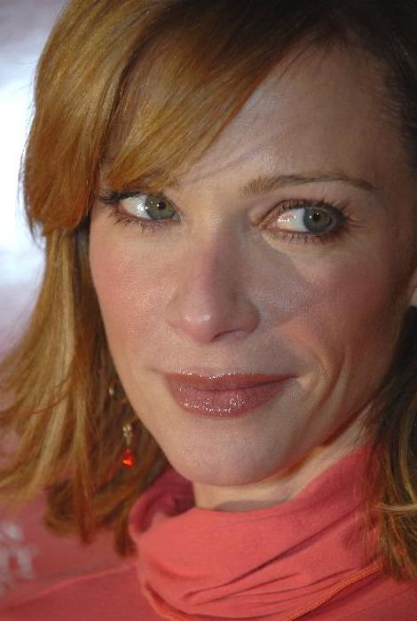 Lauren Holly at Still Thankful, Still Giving Charity Event in 2007
