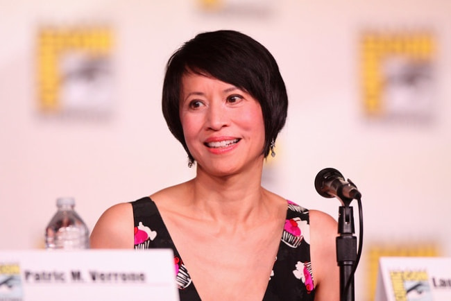Lauren Tom at the 2012 San Diego Comic-Con International
