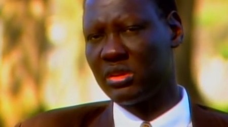 Manute Bol Height, Weight, Age, Body Statistics
