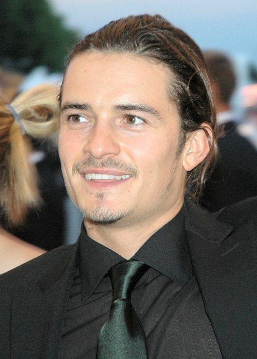 Orlando Bloom at the 2005 Venice Film Festival
