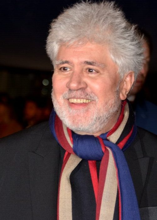 Pedro Almodóvar as seen in February 2017
