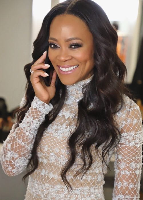 Robin Givens as seen in June 2019