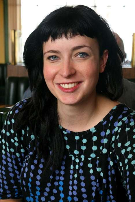 Screenwriter Diablo Cody in January 2008