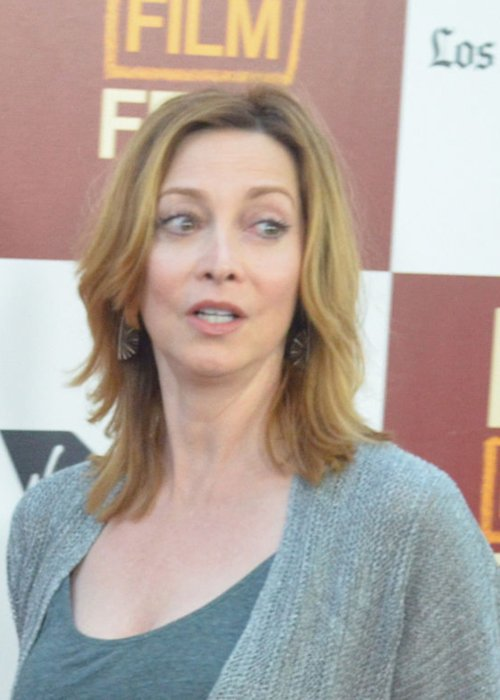 Sharon Lawrence as seen in June 2012