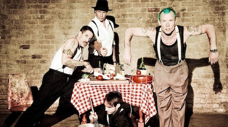 red hot chili peppers members tour information facts healthy celeb. Black Bedroom Furniture Sets. Home Design Ideas