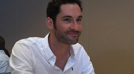 Tom Ellis (Actor) Height, Weight, Age, Body Statistics ...