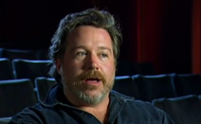 Tom Hulce during an interview as seen in 1984