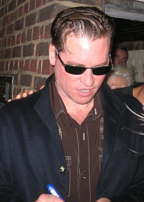 Val Kilmer as seen in July 2005
