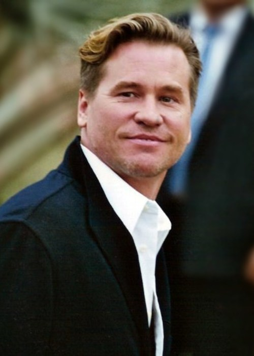 Val Kilmer at the Cannes Film Festival in 2005