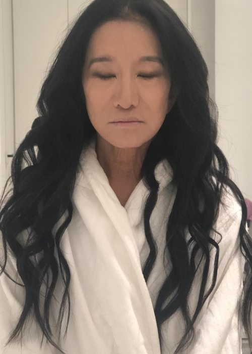 Vera Wang in an Instagram post in February 2019
