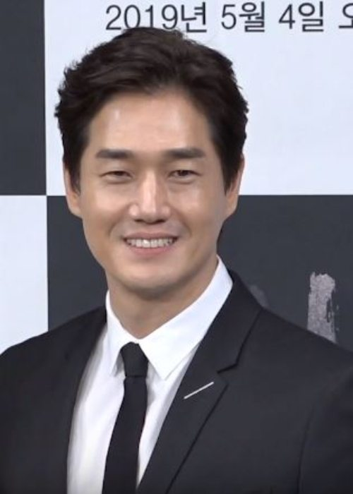 Yoo Ji-tae as seen in May 2019