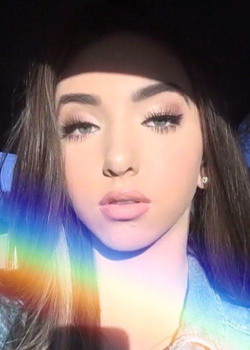 iAmJordi in an Instagram selfie as seen in March 2019