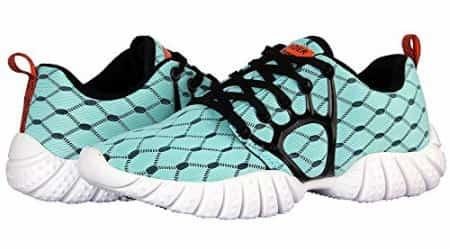 ALEADER Men's Mesh Cross-Training Running Shoes Review