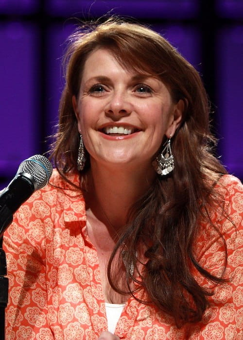 Amanda Tapping during the Phoenix Comicon in Phoenix, Arizona in 2013