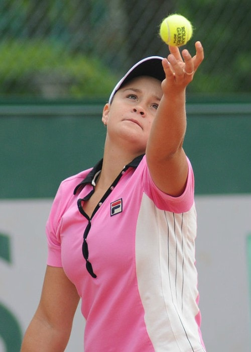 Ashleigh Barty as seen in May 2014