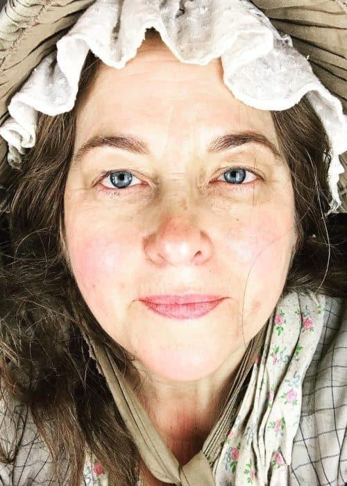 Beatie Edney in an Instagram selfie as seen in November 2018