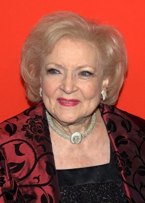 Betty White as seen in May 2010