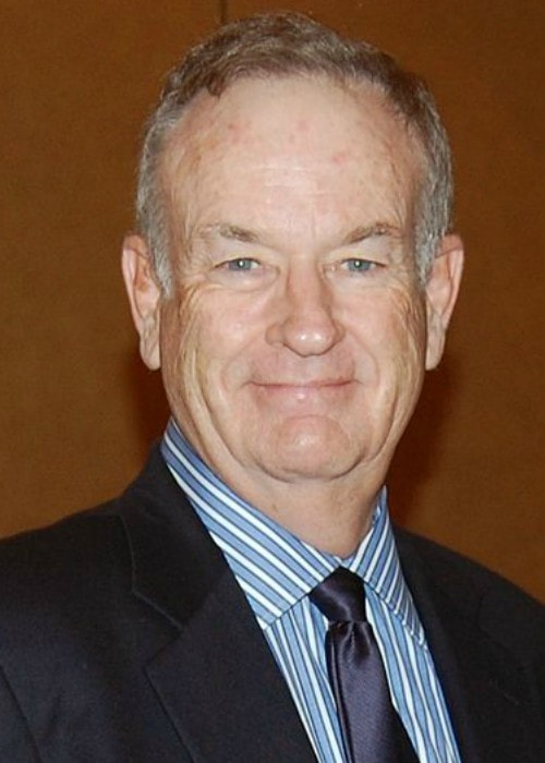 Bill O'Reilly during an event as seen in February 2013